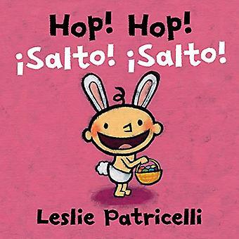 Hop! Hop! /! Salto!!! Salto! [Cartonné]