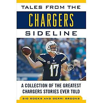 Tales from the Chargers Sideline: A Collection of the Greatest Chargers Stories Ever Told
