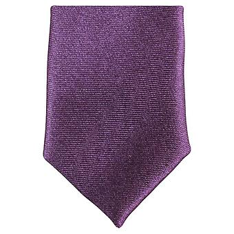Knightsbridge cravatte cravatta poliestere - Deep Purple