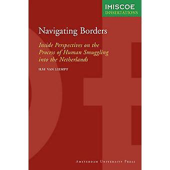 Navigation Borders by Liempt & Ilse & van