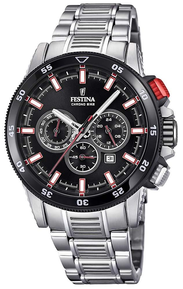 Festina Chrono Bike 2018 F20352/4 men's watch 43 mm