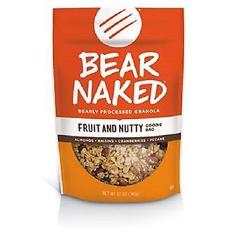 Medveď nahé ovocie a orechový Granola