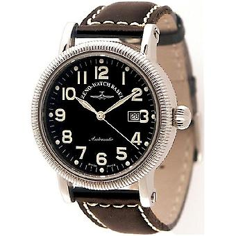 Zeno-horloge mens watch nostalgie automatische chronometer 98079C-a1
