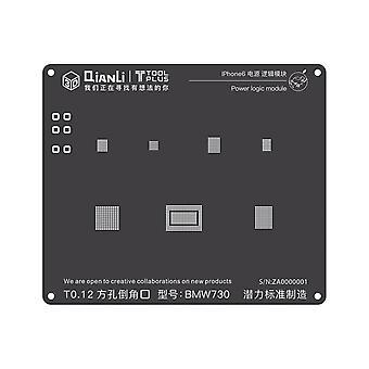 QianLi 3D BGA Stencil Mall - Power Logic Module - iPhone 6 - BMW730