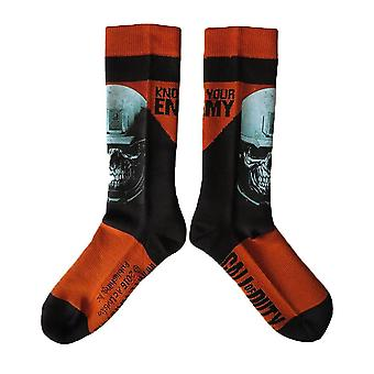 Call of Duty Know Your Enemy Crew Socks