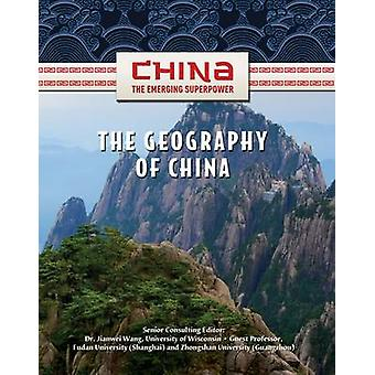 The Geography of China by Jia Lu - 9781422221600 Book