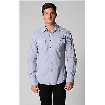 Deacon Jensen lange mouwen check shirt