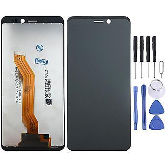Für HTC U12 Display Full LCD Einheit Touch Ersatzteil Reparatur Schwarz Neu