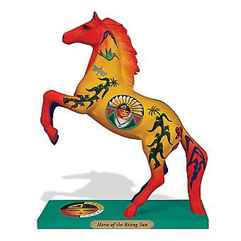 Painted Ponies Horse of the Rising Sun Figurine