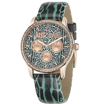 Just Cavalli Green Watch R7251595504