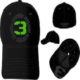 Baseball Cap - Call of Duty 3 - New Logo Black Hat Gifts Anime bx6733cdt