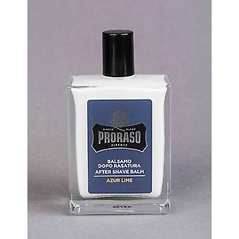 Proraso After Shave Balm - Azur Lime (100ml)