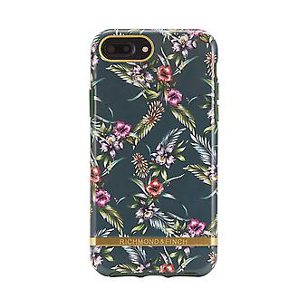 Richmond & Finch shells voor IPhone 6/7/8 plus-Emerald Blossom