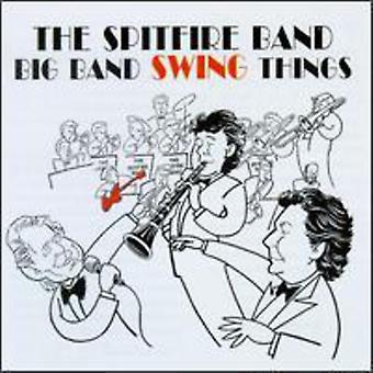 Spitfire Band - Big Band Swing Dinge [CD] USA importieren
