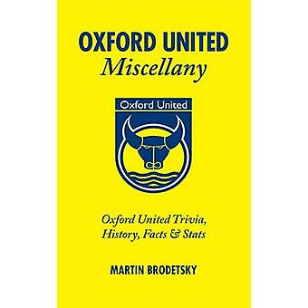 Oxford United Miscelánea - Oxford United Trivia - historia - hechos & St