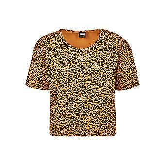 Urban Classics Women's T-Shirt Short Oversized AOP