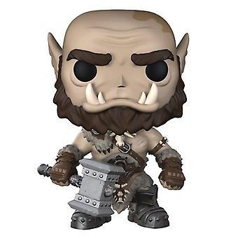Warcraft Movie Orgrim Pop! Vinyl