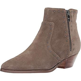 Marc Fisher LTD Women's Wanida Olive/Taupe Suede 5.5 M US
