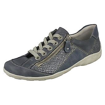 Mesdames Remonte Casual Lace Up chaussures R3419