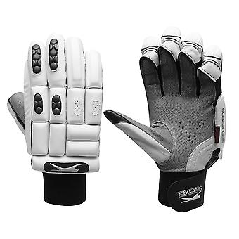 Slazenger Mens Gents Pro Tour Batting Breathable Touch Fastening Sports Gloves