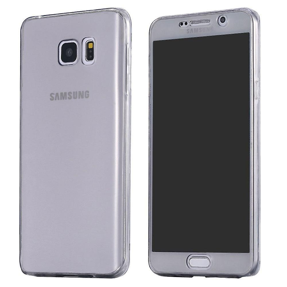 Galaxy S7 complete mobile 360 soft shell case black