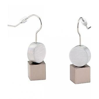 Clic Earring O33BROWN