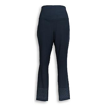 Vrouwen met controle leggings tummy Control blauw Navy A282060