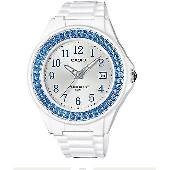 Casio Watch analoginen näyttö aika sinisiä kiviä LX-500H-2B