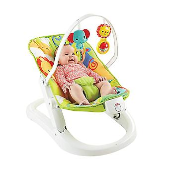 Fisher-Price Rainforest Friends Fun n Fold Bouncer Toy
