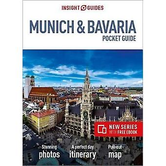 Insight Guides Pocket Munich  Bavaria Travel Guide with Fr