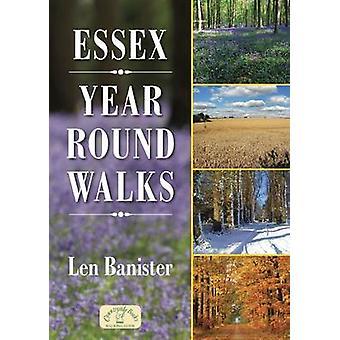 Essex Year Round Walks by Len Banister