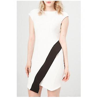 Fontana 2.0 - Clothing - Dresses - DULINA_BIANCO-NERO - Ladies - white,black - M