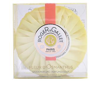 Roger & Gallet Fleur D'Osmanthus Savon Parfumé 100 Gr unisexe