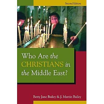 Vilka är kristarna i Mellanöstern?