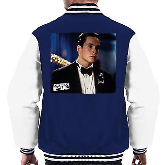 American Pie Oz At Prom Men's Varsity Jacket