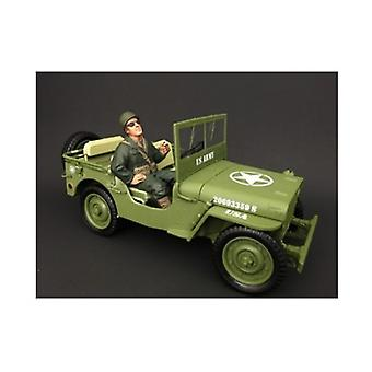 Us Army Wwii Figure Iii For 1:18 Scale Models par American Diorama