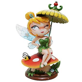 The World of Miss Mindy Presents Disney  Tinker Bell Figurine