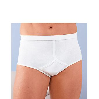Mens Y Front Incontinence Underwear Pants