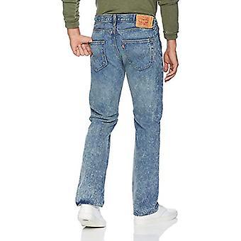 Levi's Men's 501 Original Fit Jean, Stone Aged, 40W x 30L
