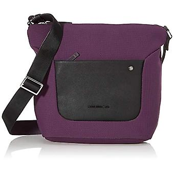Mandarin Duck Camden Purple Woman Shoulder Bag (Plum Perfect) 26x29x10 cm (W x H x L)