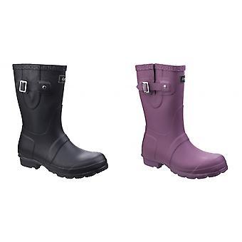 Cotswold naisten/naisten Windsor lyhyt vedenpitävä vedä Wellington Boots