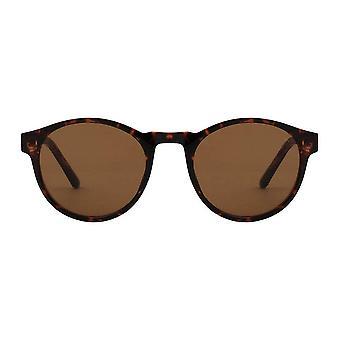 A.Kjaerbede Marvin Demi Tortoise Sunglasses