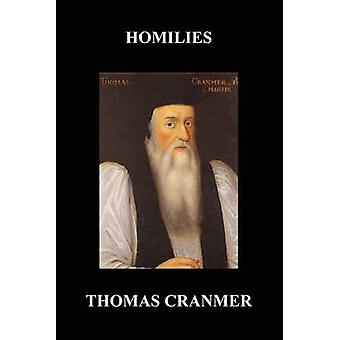 Homilies Paperback by Cranmer & Thomas