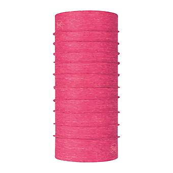Buff Coolnet UV+ Neckwear ~ Flash Pink heather