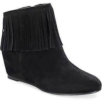 Comfortiva Womens Riverton Suede Almond Toe Enkel Mode Laarzen