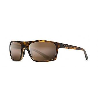 Maui Jim Byron Bay H746 10M Matte Tortoise/HCL Bronze Sunglasses