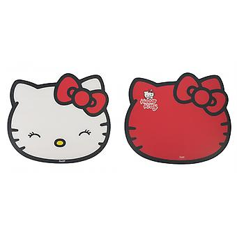 Hello Kitty Pet Feeding Mat