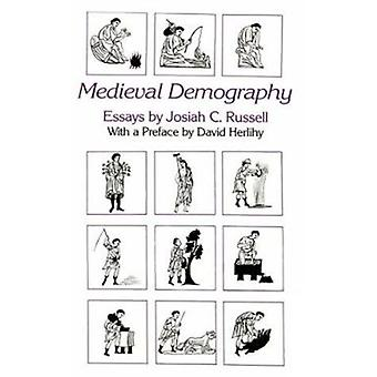 Mediaeval Demography - Essays by Josiah Cox Russell - 9780404614423 Bo