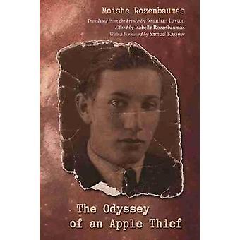 La odisea de un ladrón de manzanas de Moishe Rozenbaumas - 9780815636267 B