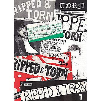 Ripped and Torn - 1976 - 79 The Loudest Punk Fanzine in the UK door Tony